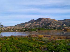 Valle de Ricote Murcia